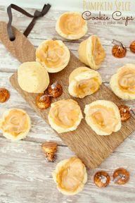 Pumpkin Spice Cake M