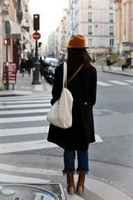 Street style in the