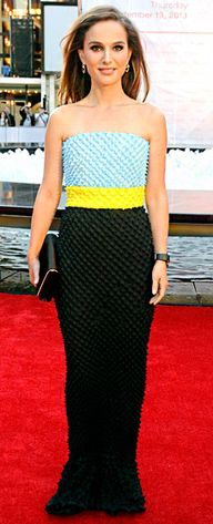 Natalie Portman shin