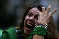 Brazil...Very sad.