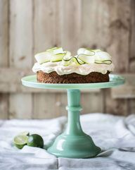 Zucchini and lime ca