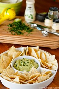 Avocado Dip Recipe -