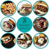 20 epic sandwich rec