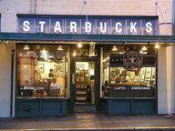 Original Starbucks a