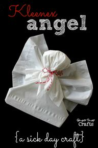Kleenex Angel from G