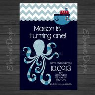 Octopus nautical Bir
