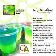 Jelly Wrestling - je