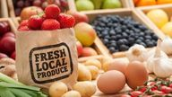 Sustainable Food Mar