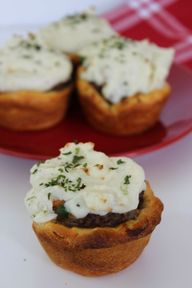 Mini Shepherd's Pie