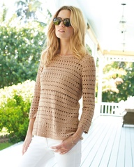Hand Crochet Sweater
