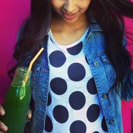 SPOTTED: Green juice