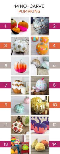 14 No-Carve Ways to