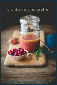 Cranberry Vinaigrett