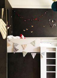 DIY Shared Bunk Beds