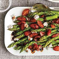Asparagus with Balsa