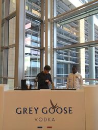 Grey Goose at the Me