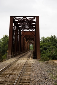 View of the railroad