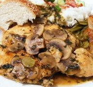 "Chicken Marsala: ""Th"