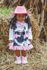 Doll Costume Dress U