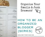 Organize emails & ju