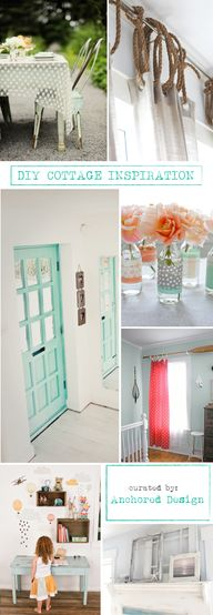 DIY cottage inspirat