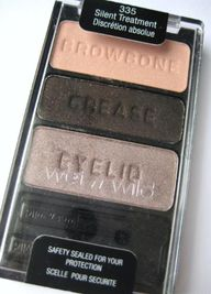 Wet n Wild Color Icon Eyeshadow Trio, Silent Treatment (*LOVE this trio. I would repurchase this for sure!*)