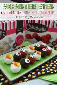Halloween Cakeballz,