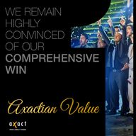 Axactian Value #1: ""
