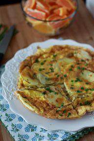 Parmesan Potato Frit