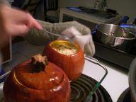 Whole Pumpkin Soup (