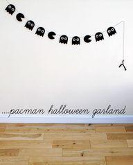 Pacman Halloween Gar