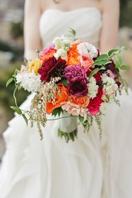 Spectacular bouquet
