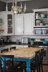 our 1895 kitchen bef