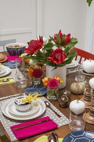 Target Table Setting