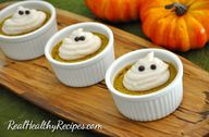 Ghostly pumpkin cust