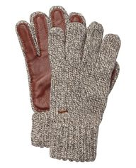 Knitted Gloves With