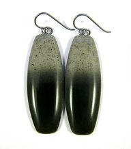 Black Ice Earrings |