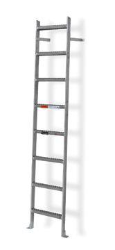 wall mounted ladder