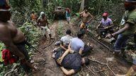 Brazil Amazon Ka'apo