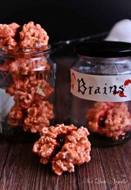 Bloody Popcorn Brain