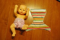 Doll Cloth Diapers