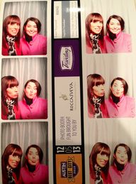 Photo booth fun with