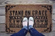 """Stand On Grace, Wal"