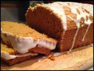 Pumpkin Chai Bread