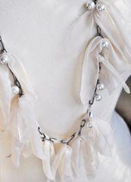 bead & fabric embell