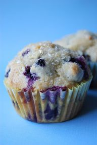 Blueberry Muffins -