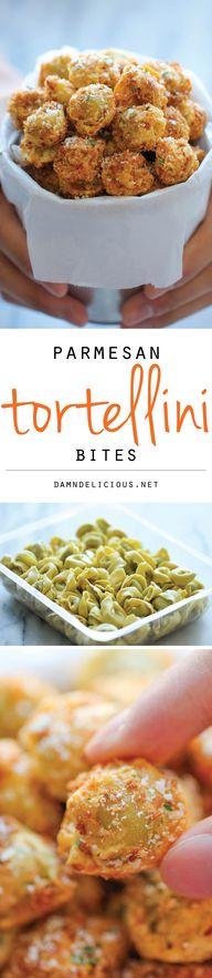 Parmesan Tortellini