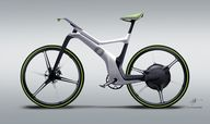 smart ebike on Behan