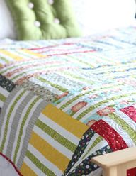 Wicker Bed Quilt