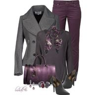"""Colored Jeans and B..."